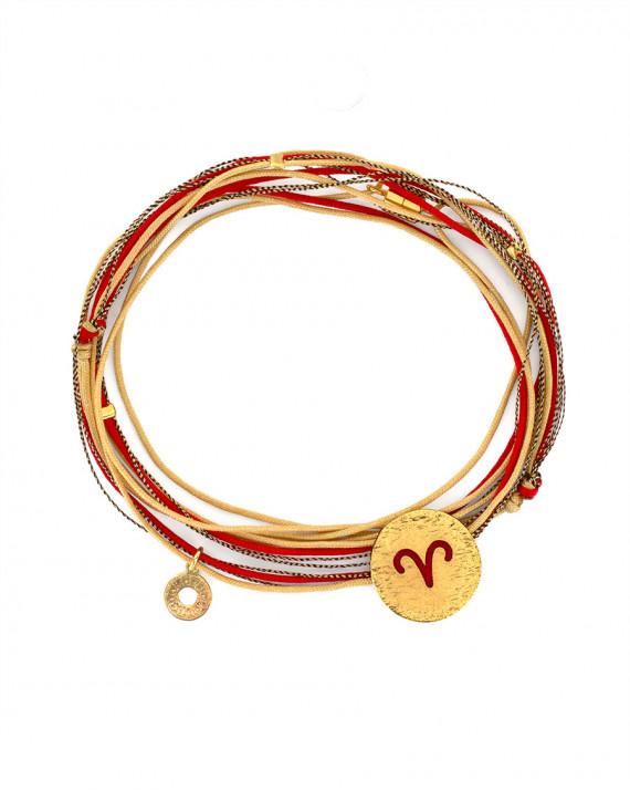 Aries - Astrodisiac Wrap Bracelet