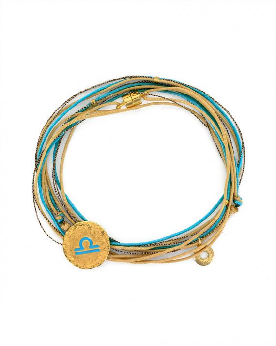 Libra - Astrodisiac Wrap Bracelet