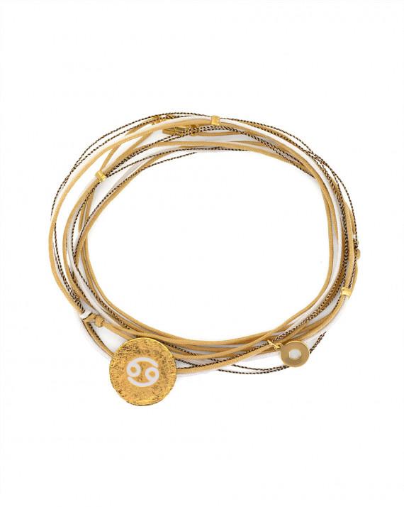 Cancer - Astrodisiac Wrap Bracelet
