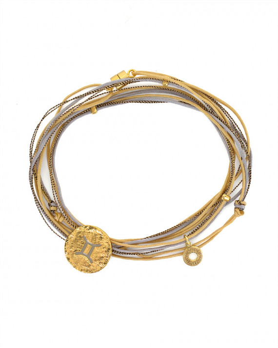 Gemini - Astrodisiac Wrap Bracelet