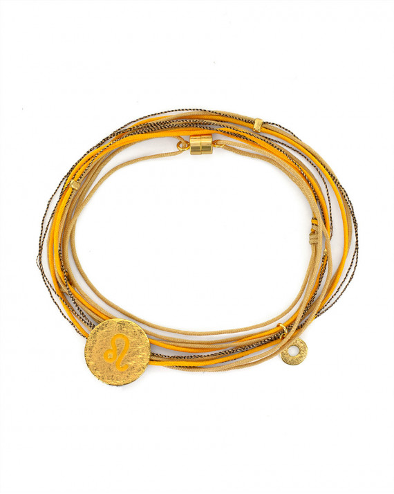 Leo - Astrodisiac Wrap Bracelet