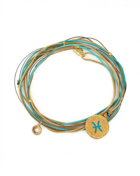 Pisces - Astrodisiac Wrap Bracelet