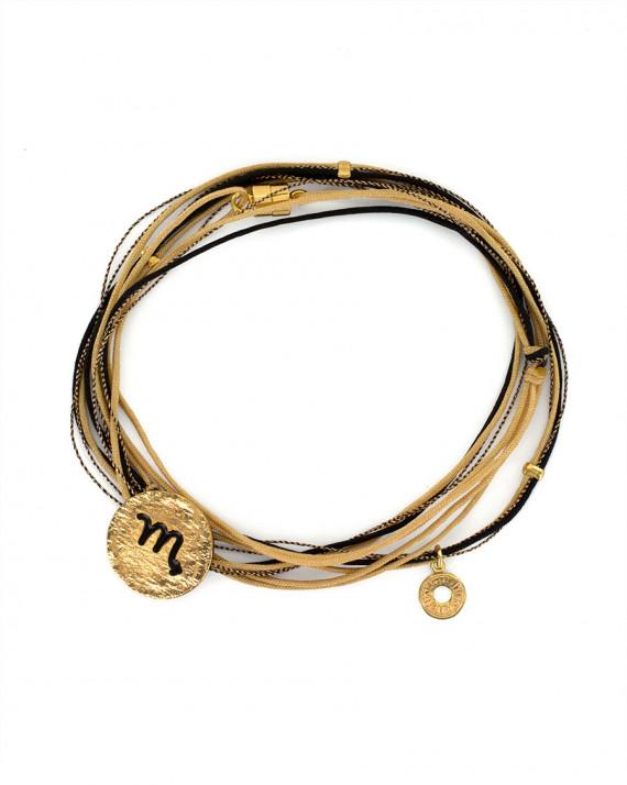 Scorpio - Astrodisiac Wrap Bracelet
