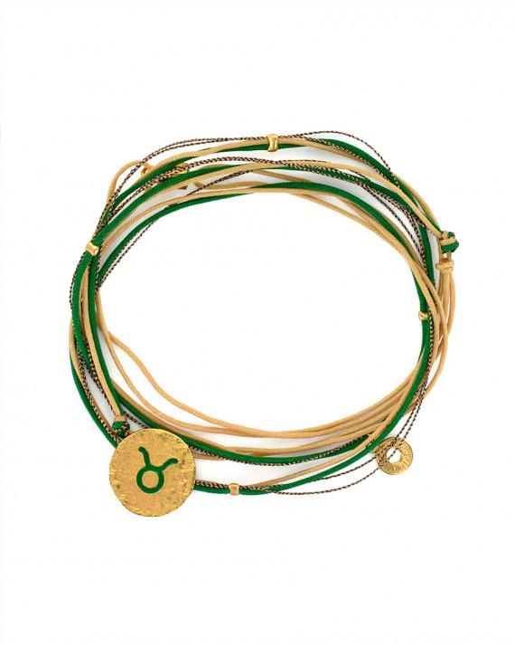 Taurus - Astrodisiac Wrap Bracelet